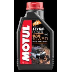 Alyva MOTUL ATV SxS POWER 10W50 4T 1L