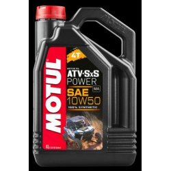 Motul ATV SxS Power 10w50 4T 4L