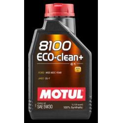 Alyva MOTUL 8100 ECO-CLEAN+ 5W30 1L
