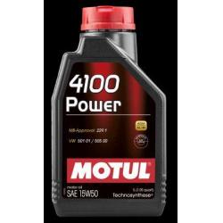Alyva MOTUL 4100 POWER 15W50 1L