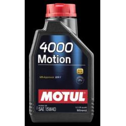 Alyva MOTUL 4000 MOTION 15W40 1L