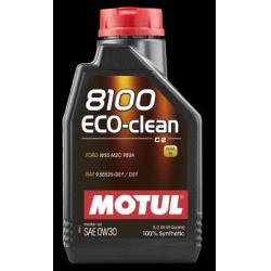 Alyva MOTUL 8100 ECO-CLEAN 0W30 1L