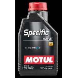 Alyva MOTUL SPECIFIC CNG/LPG 1L