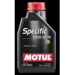 Alyva MOTUL SPECIFIC 504.00-507.00 0W30 1L