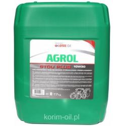 Alyva Agrolis Stou Plus 10W30