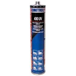 UV atsparūs klijai 410 pilki