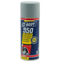Antikorozinė danga BODY 950 (pilka) 400ml