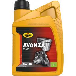 Alyva AVANZA MS 0W30 1L