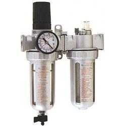 Reguliatorius 1/2 su filtru ir tepaline