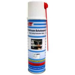 Vaškas ertmėms Hohlraum-Spray rudas