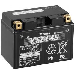 Akumuliatorius 11.2Ah 230A 12V L+